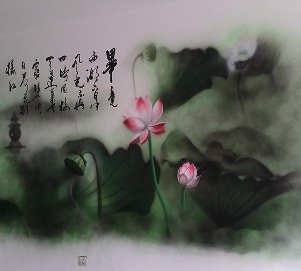 哈尔滨壁画